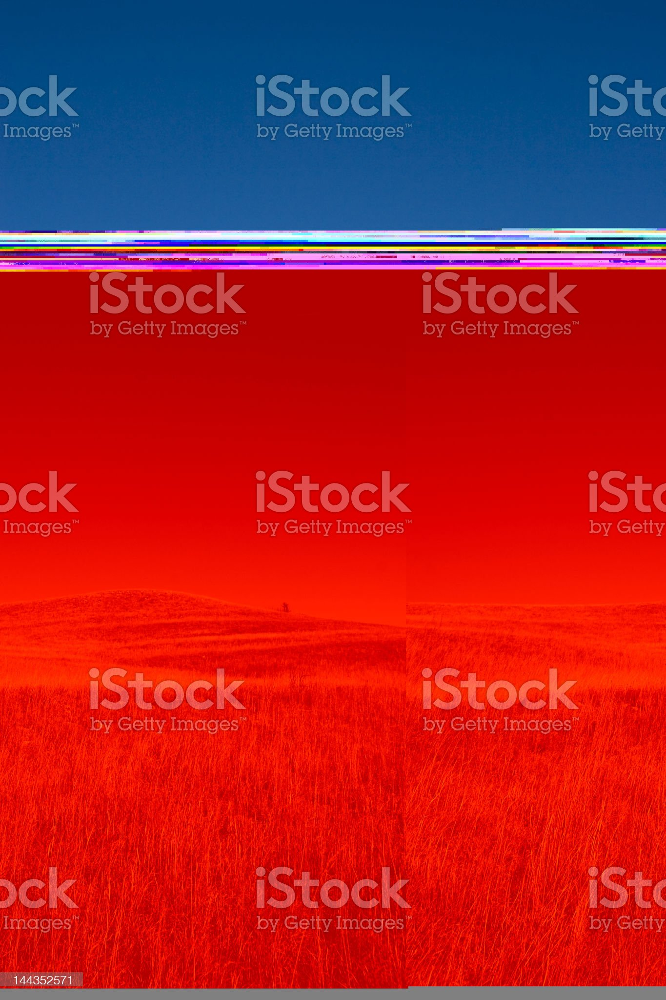 Open Spaces royalty-free stock photo