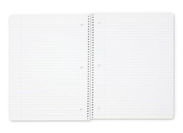 Open Spiral Notebook Spiral Notebook Pictur...