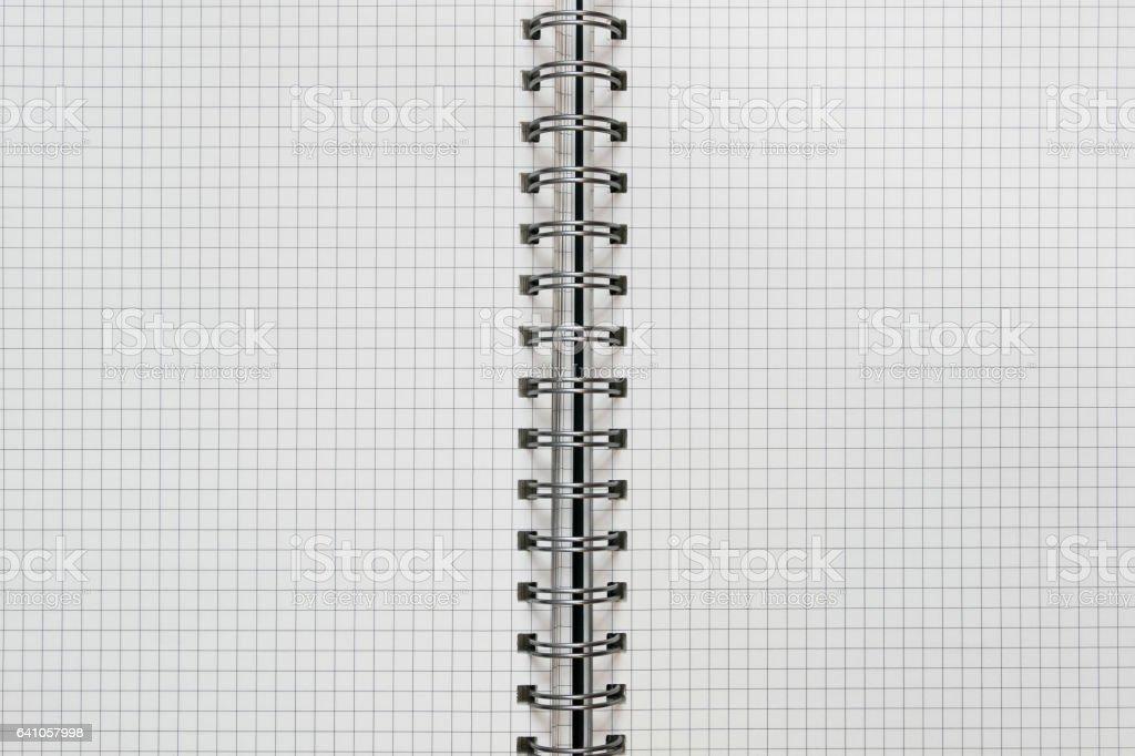 Open the workbook. stock photo