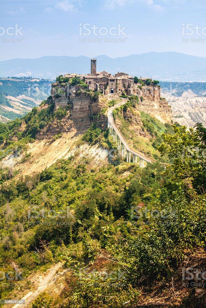 Open View Of Civita Di Bagnoreggio Italy stock photo 506609744   iStock