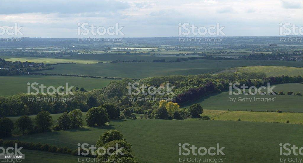 Open vista royalty-free stock photo