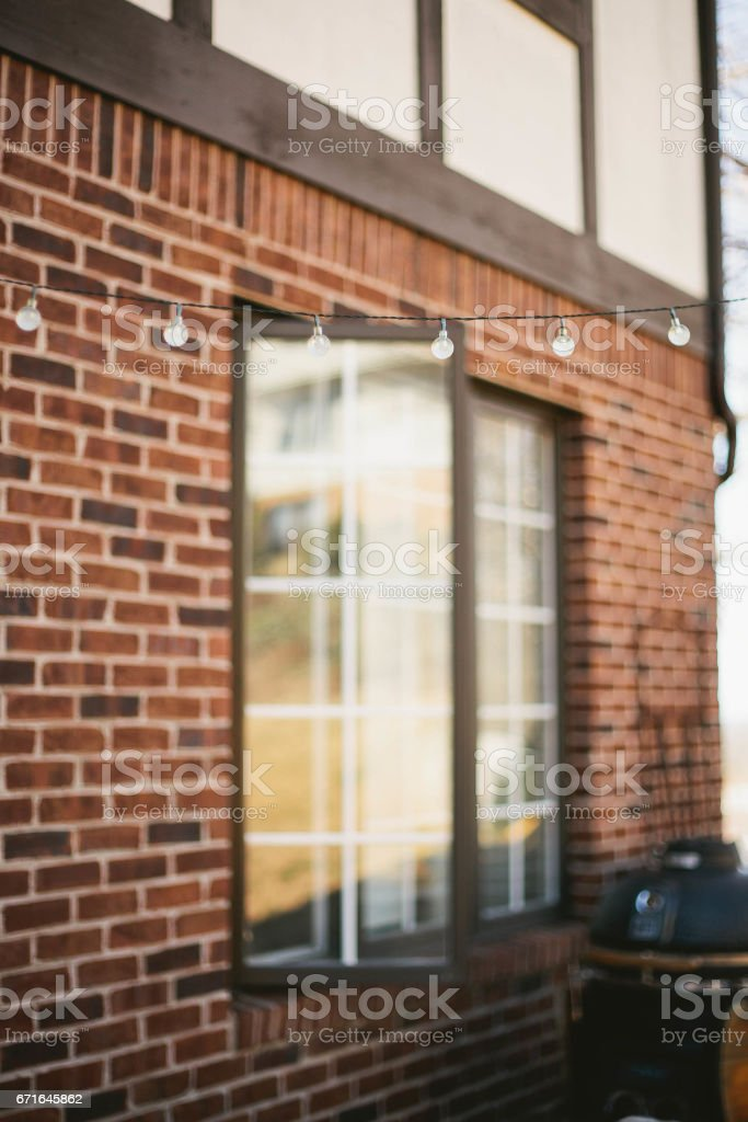 open windows stock photo