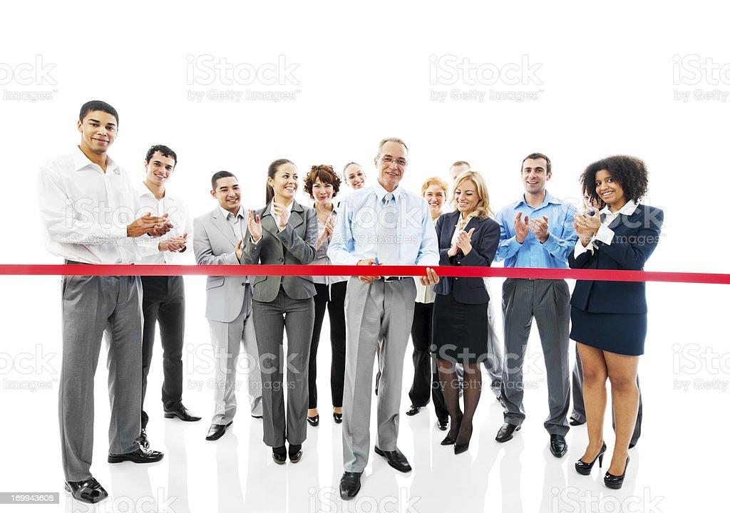 Opening Ceremony. stock photo