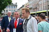 Opening of the Electric Marathon 2016 Lviv - Monte Carlo.
