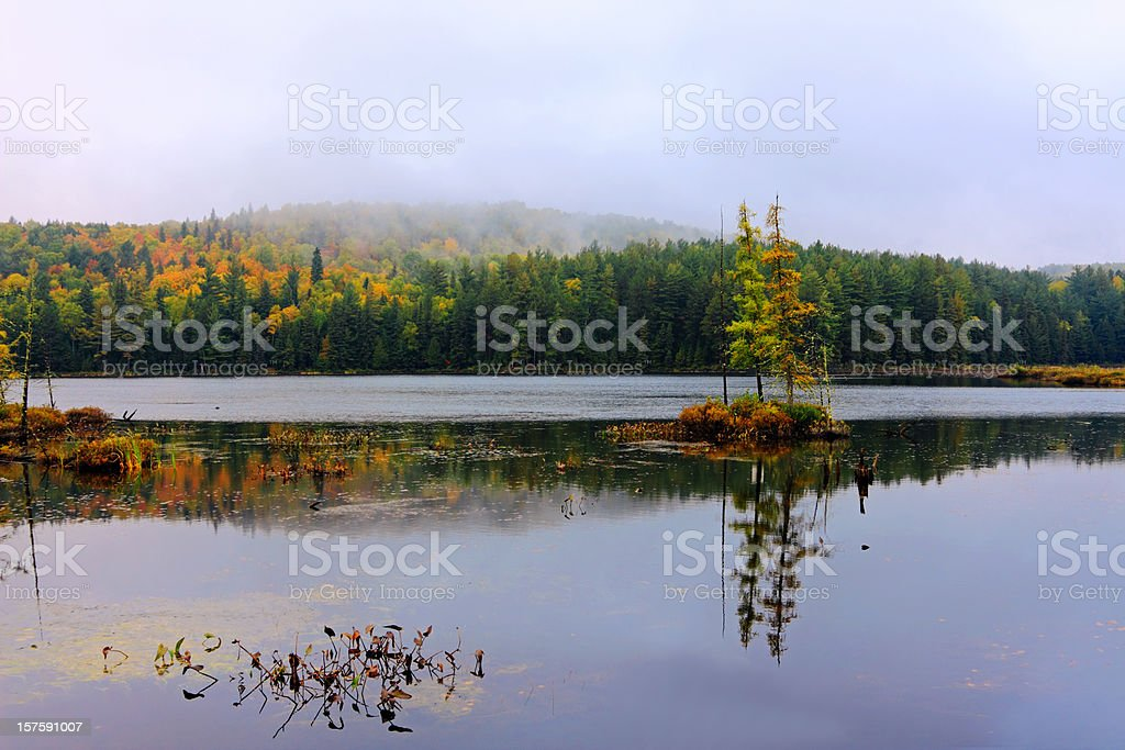 Opeongo Lake In Algonquin stock photo