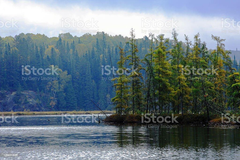 Opeongo Lake stock photo