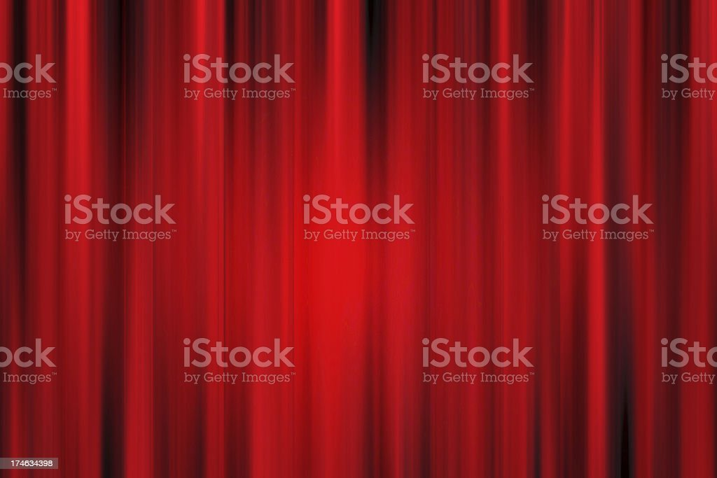 Opera curtain background royalty-free stock photo