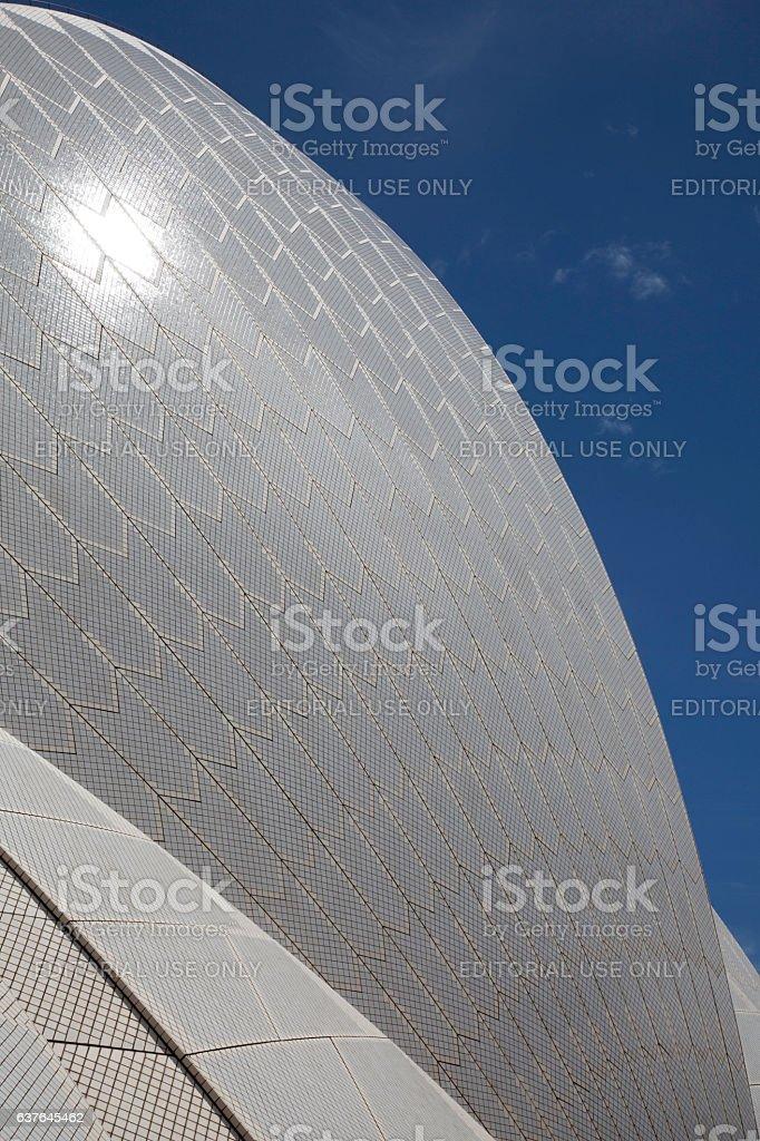 Opera House stock photo