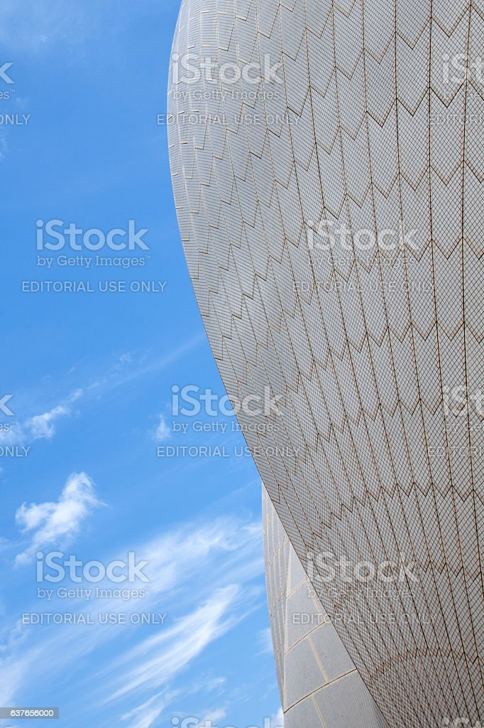 Opera House stock photo