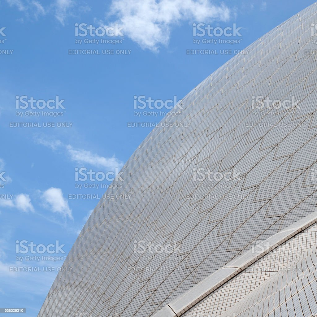 Opera House, Sydney stock photo