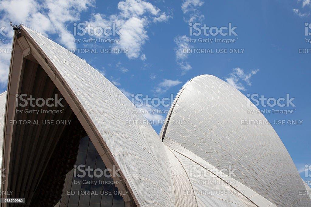 Opera House, Sydney stock photo