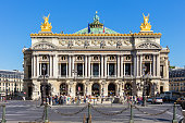 Opera National de Paris - Grand Opera (Opera Garnier), Paris, France
