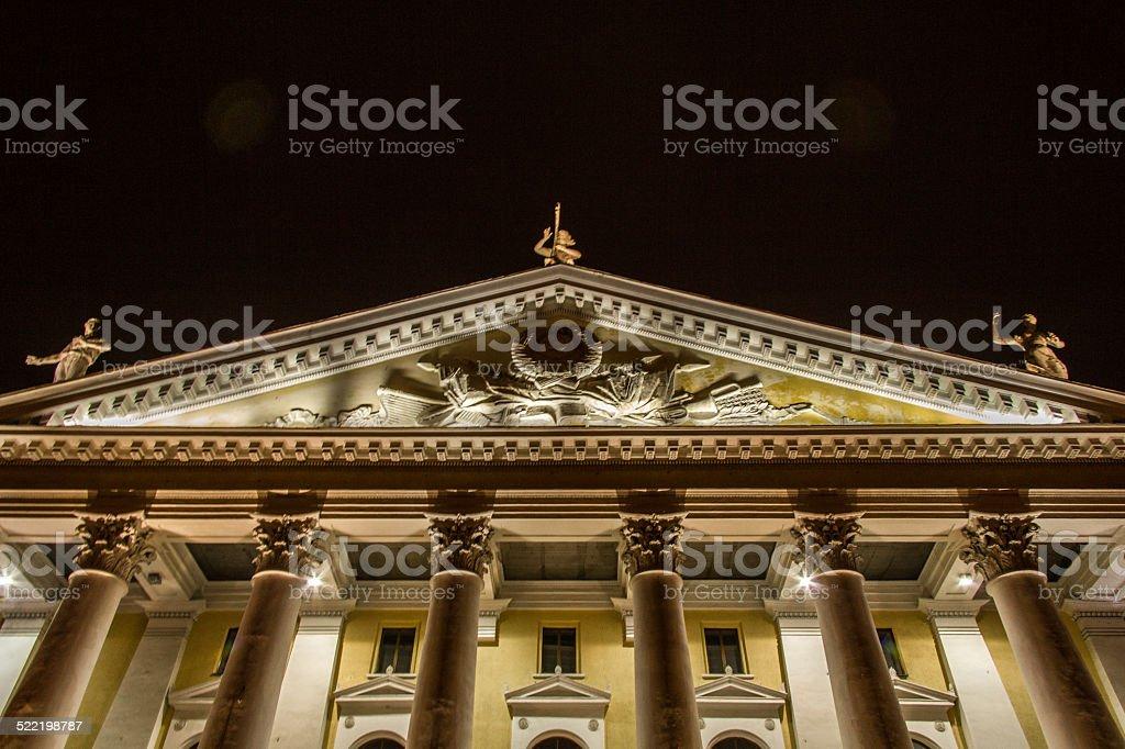 Opera stock photo