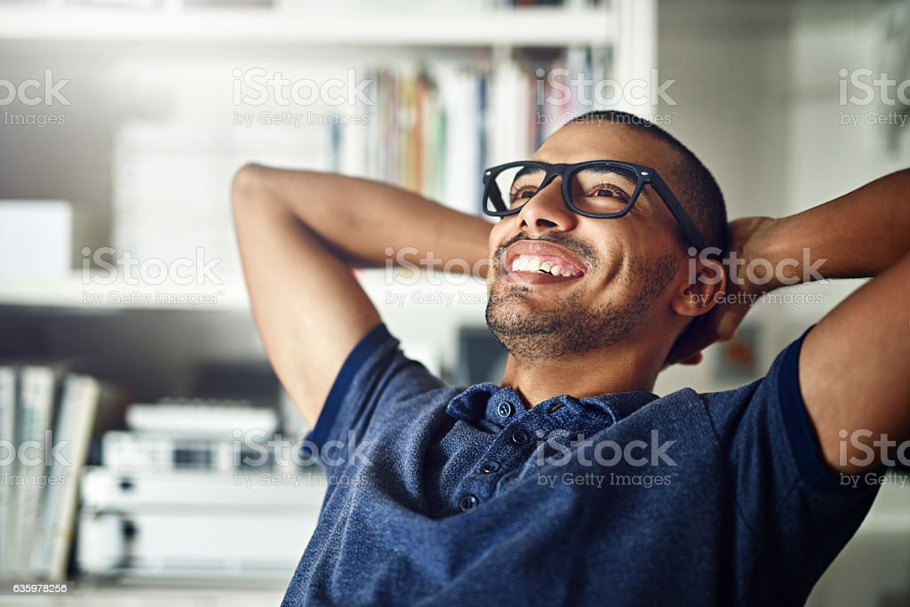 I operate my business as I see fit stock photo
