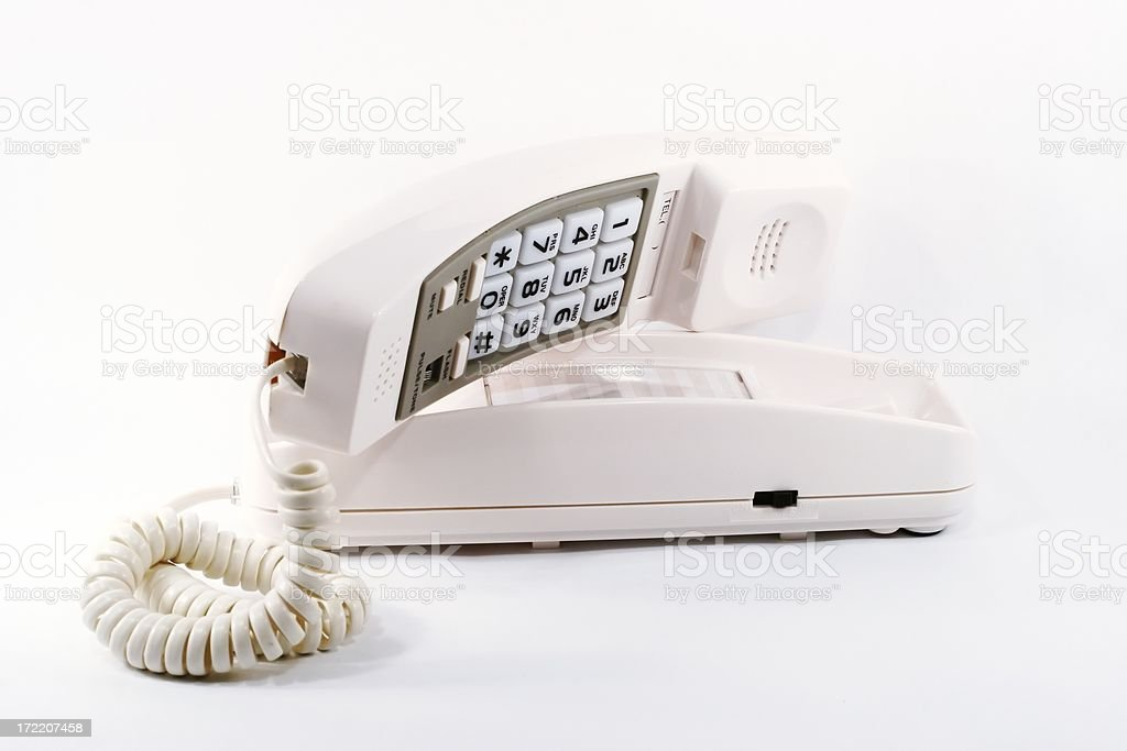 Operators Are Standing By stock photo