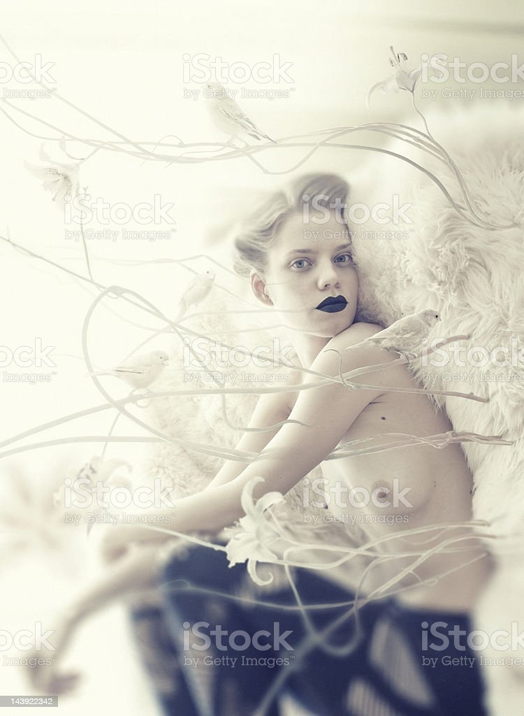 Opium Dreams. Part two. royalty-free stock photo