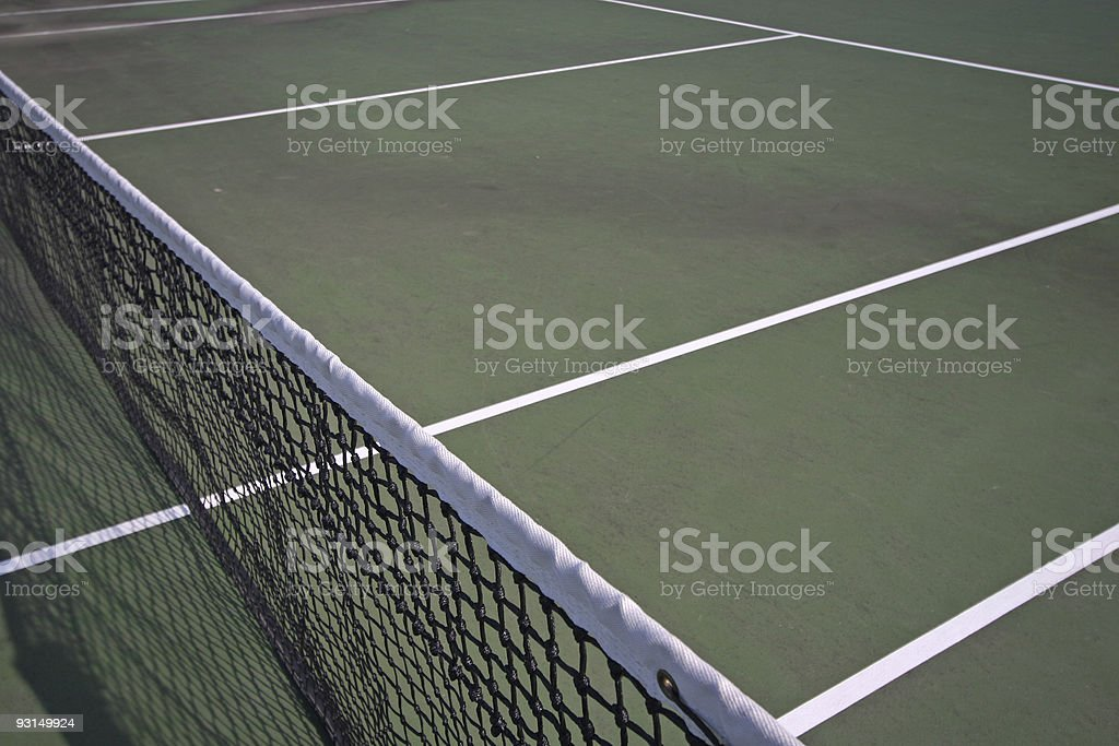 Opponents Side stock photo
