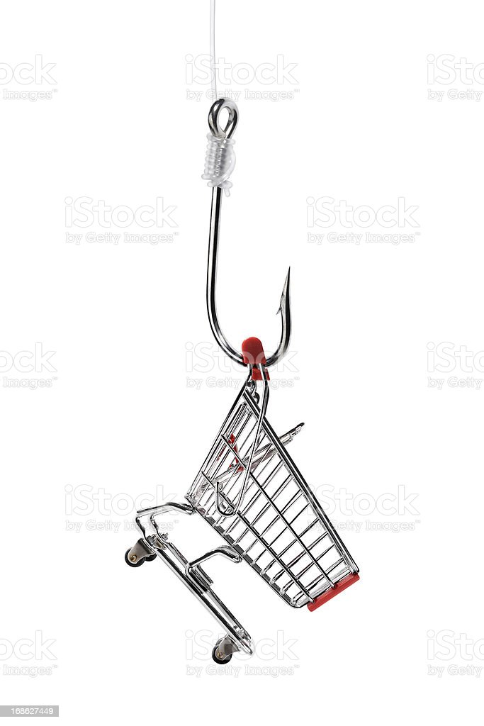 Opportunity for shopping stock photo