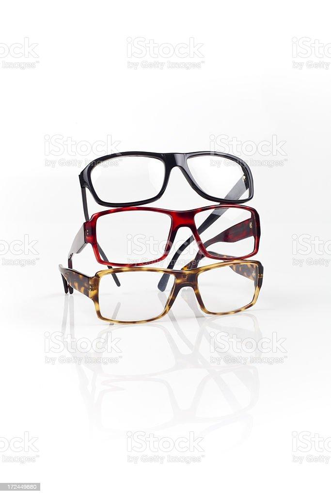 Optical Eyewears royalty-free stock photo