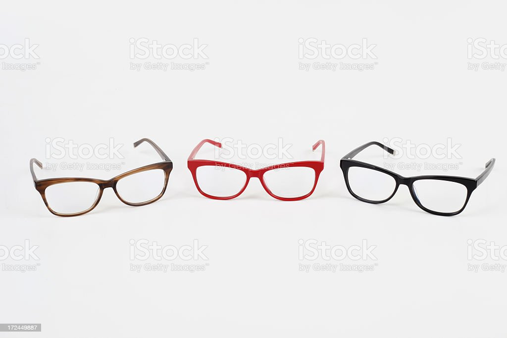 Optical Eyewears royalty-free stock photo