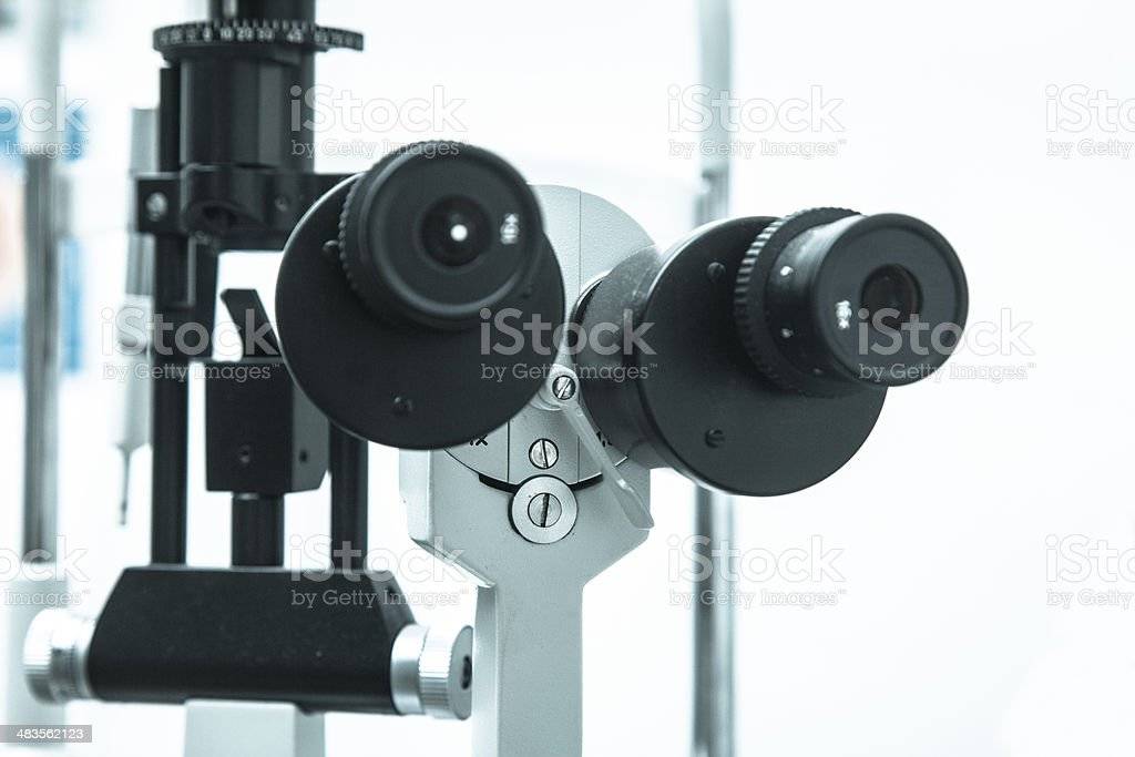 Optical Instrument, stock photo