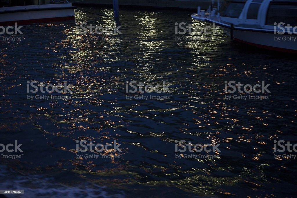 Optical reflection royalty-free stock photo