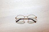 Optical vintage glasses