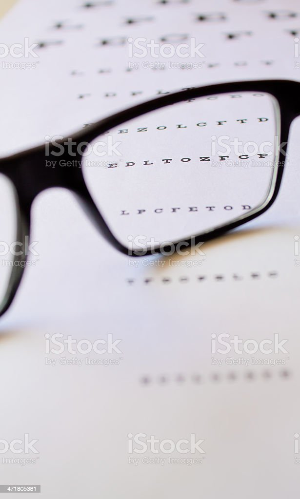 Optics royalty-free stock photo