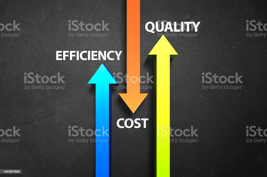 Optimization stock photo