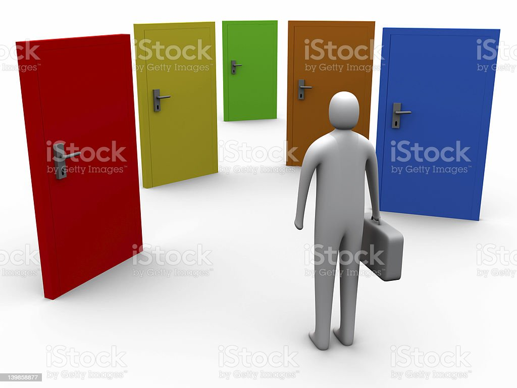 Options royalty-free stock photo