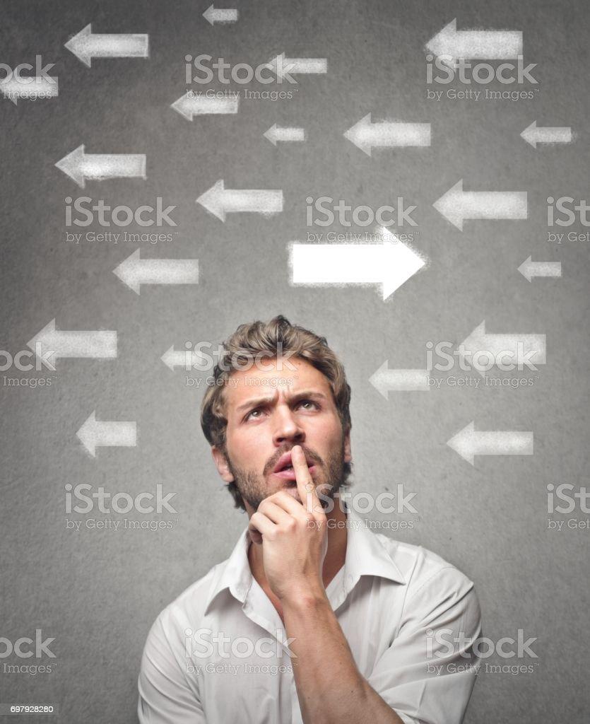 Options stock photo