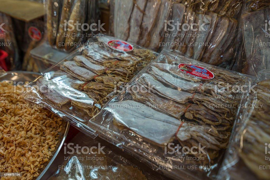 Or Tor Kor market, Bangkok, Thailand stock photo