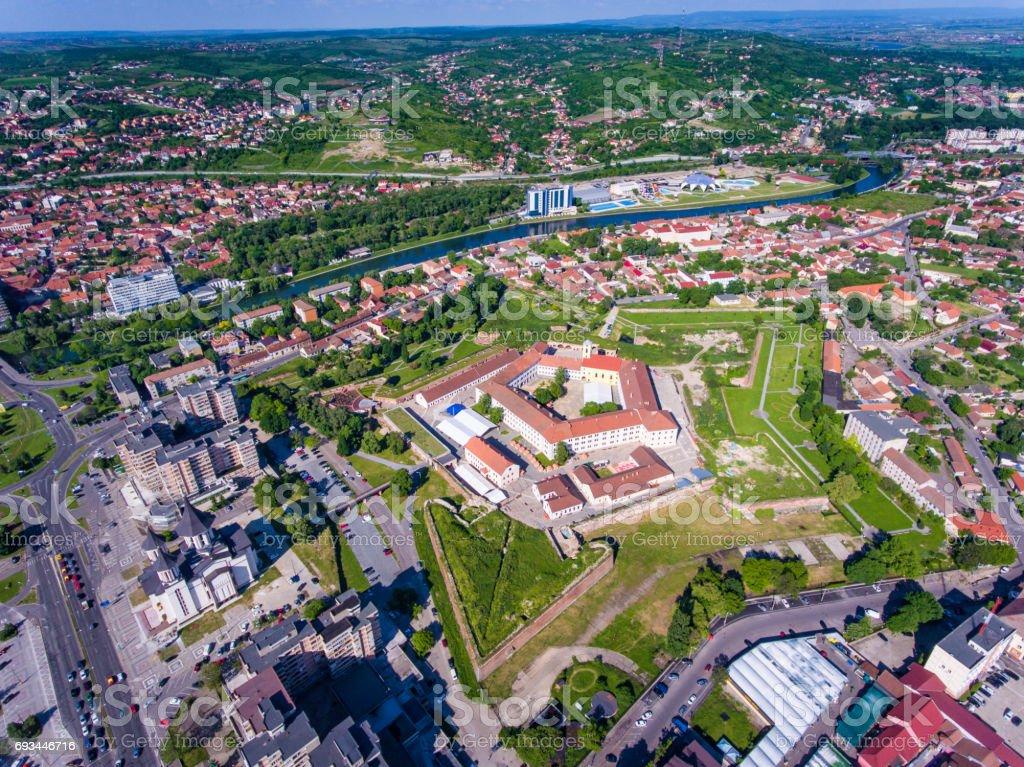 Oradea Romania stock photo