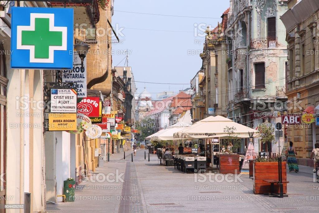 Oradea, Romania stock photo