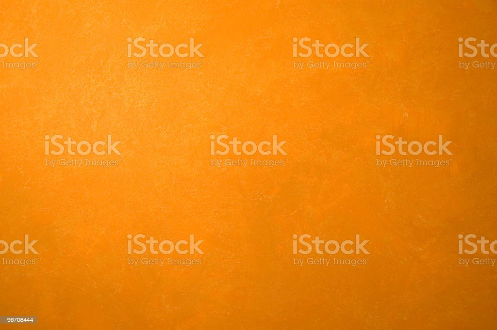 Orange and bright marble wall royalty-free stock photo