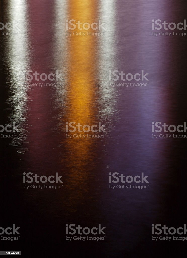 Orange and purple light texture royalty-free stock photo