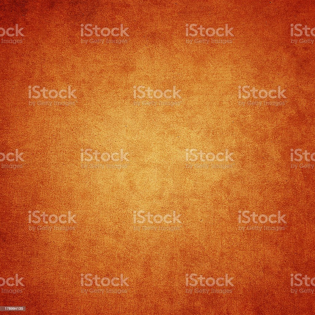 Orange background with space for text royalty-free stock photo