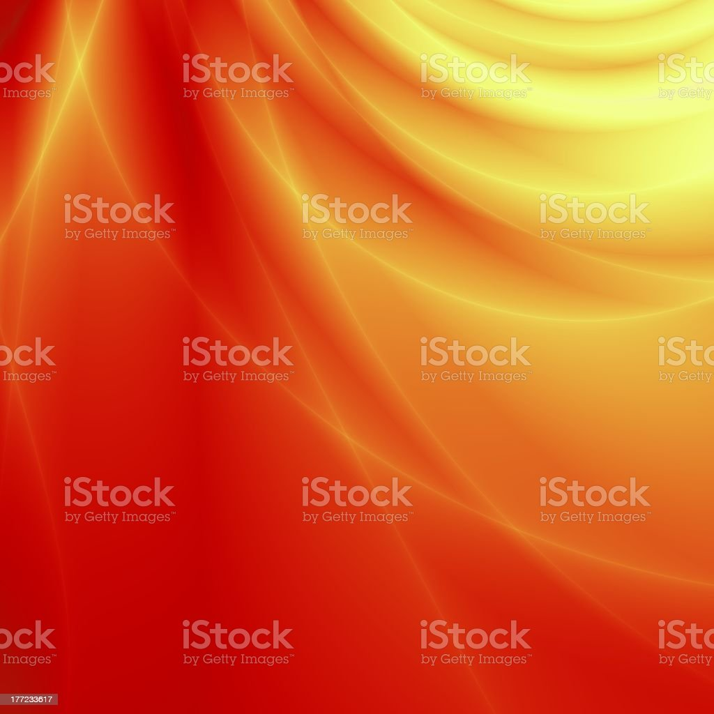 Orange card wallpaper abstract design royalty-free stock photo