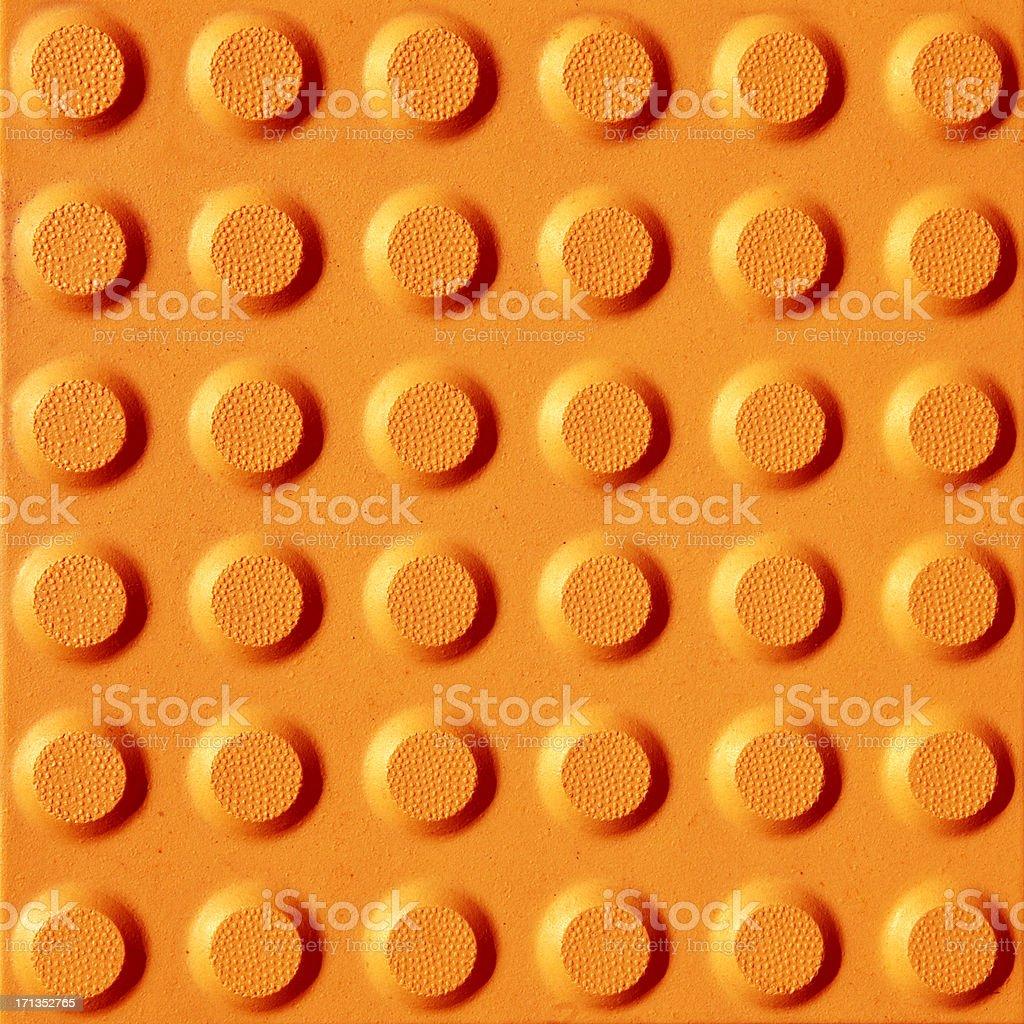 Orange Circle Background royalty-free stock photo