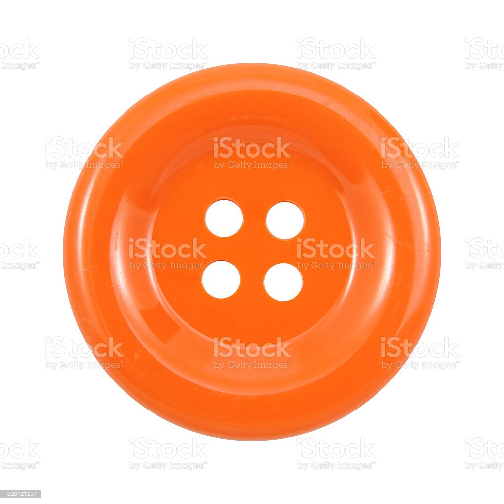 Orange clasper stock photo