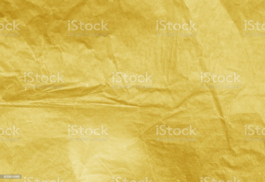 Orange color paper surface. stock photo