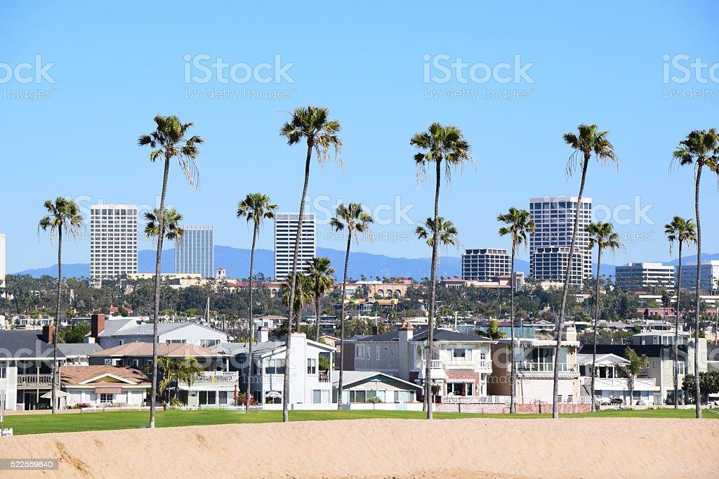 Orange County, California stock photo