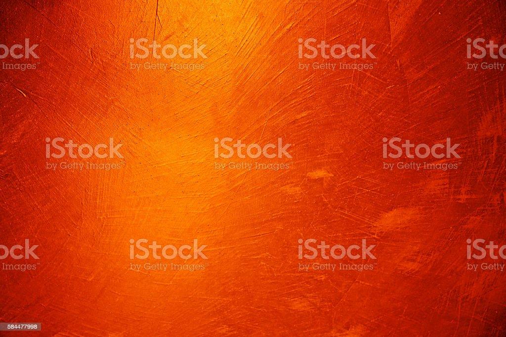 orange floor granite stone rock pattern texture background concrete wall stock photo