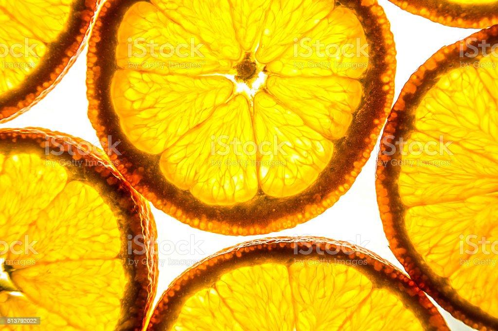 Motif Orange fruits photo libre de droits