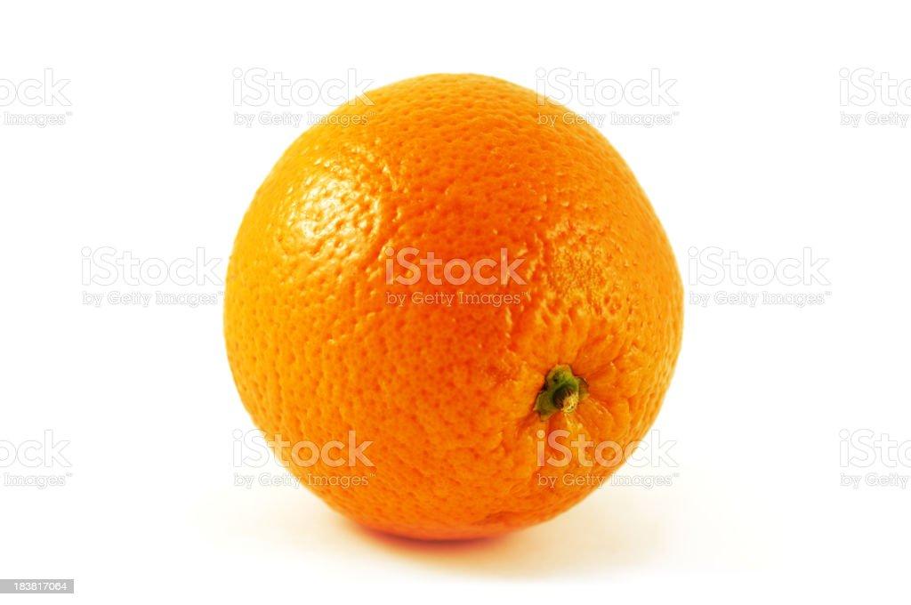 orange fruit royalty-free stock photo