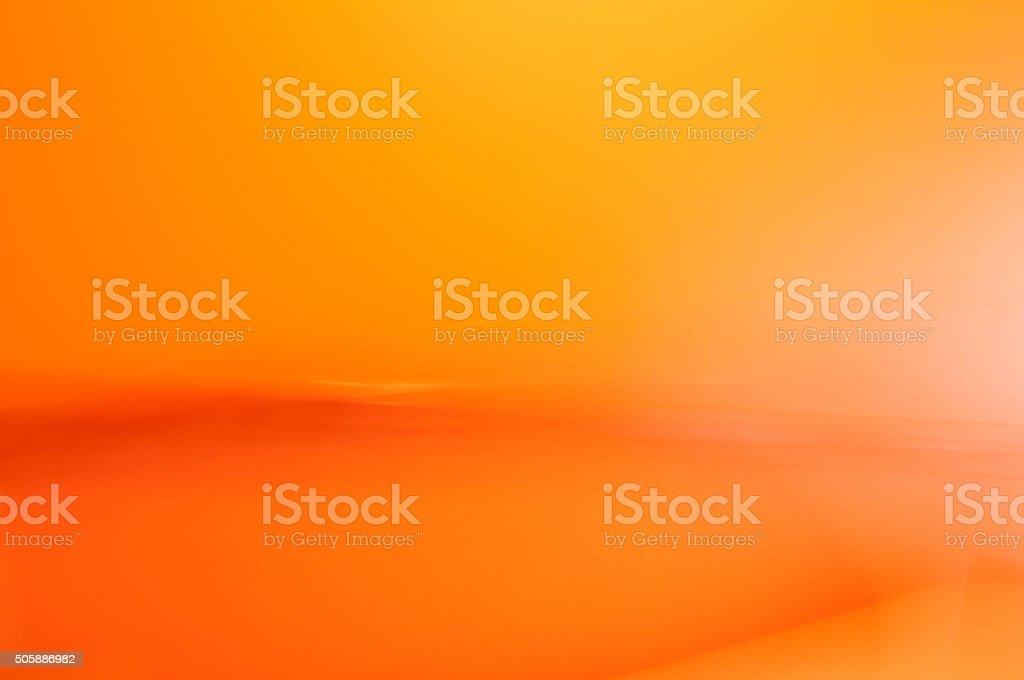 Orange Glowing Background stock photo