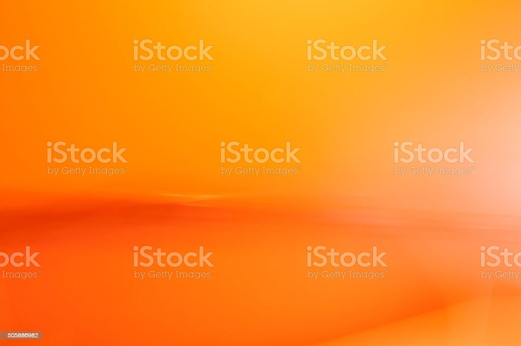 Orange Glowing Background stock photo