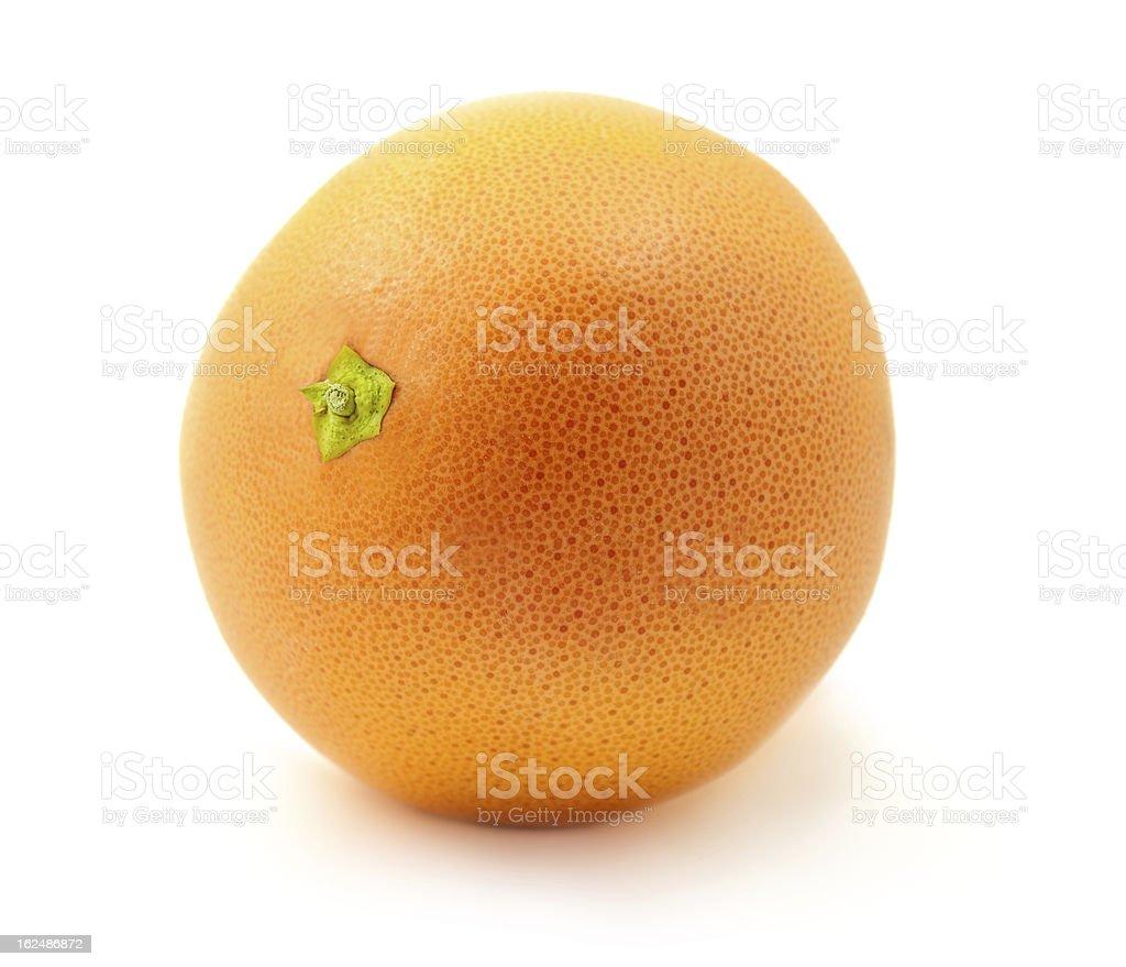 orange grapefruit stock photo