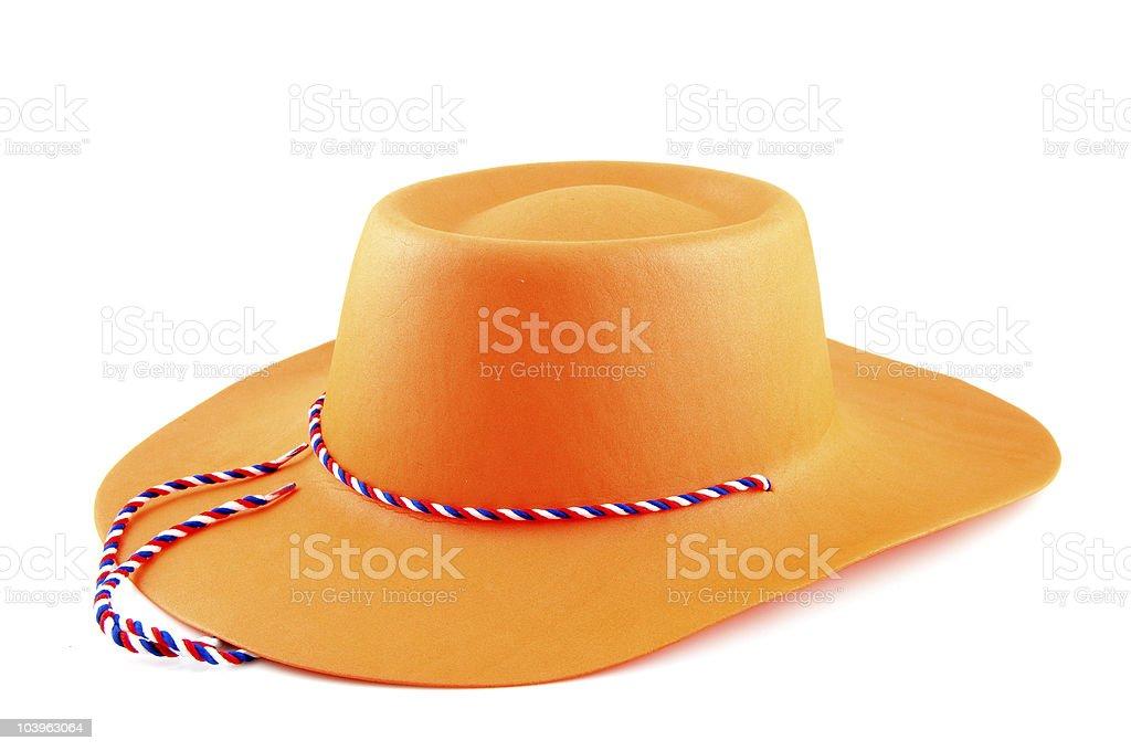 tête orange photo libre de droits
