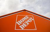 Orange Home Depot Sign